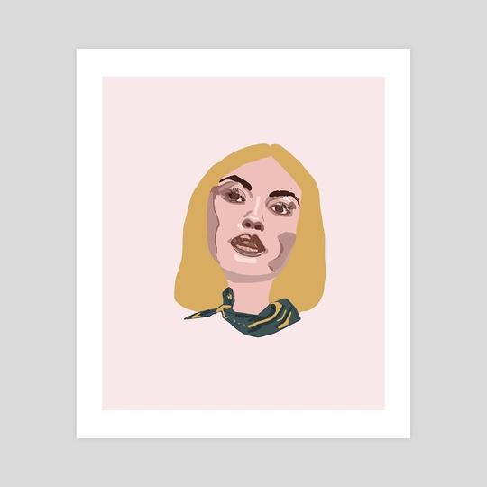 blonde by Zoe Tischner
