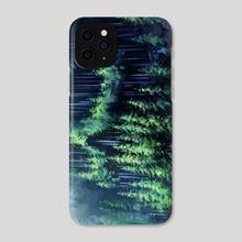 Dead forest - Phone Case by Alexander Zienko