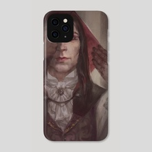Damien - Phone Case by Lynaiss