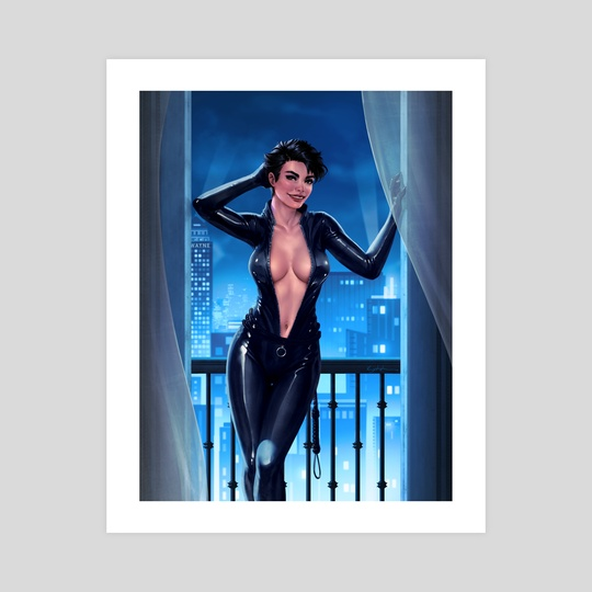 Selina Kyle by Krystopher Decker