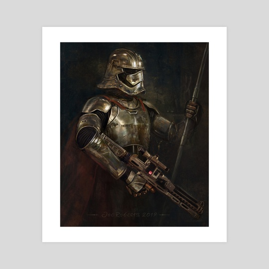 Star Wars, Phasma by Joe Roberts