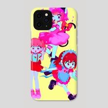 Mew Ichigo! - Phone Case by Yvo