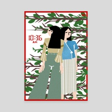 1 0 : 3 6 (AM Ver.) - Canvas by maram