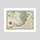Procellan Region - Art Print by Thomas Rey