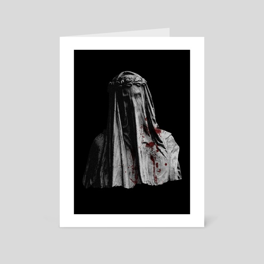 The Veiled Lady by Sick Of Realism