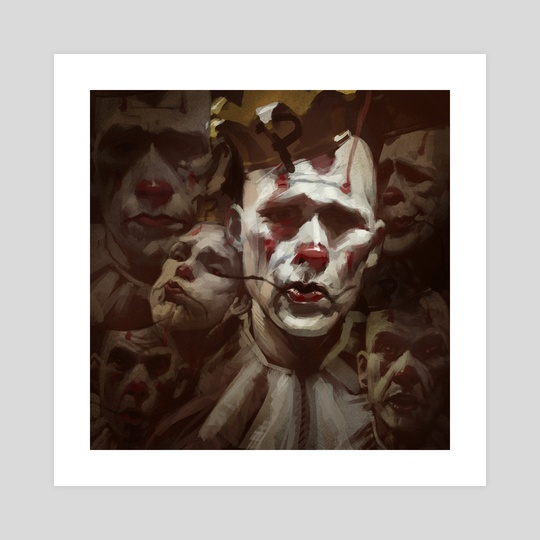Puddles Pity Party by Izzy Medrano