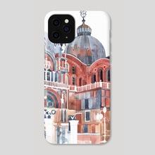 Basilica San Marco, Venezia - Phone Case by Maja Wrońska