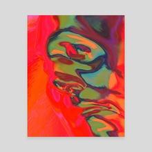 Euphoria - Canvas by David Alabo