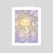Firefly - Art Card by Hannah Kienzle
