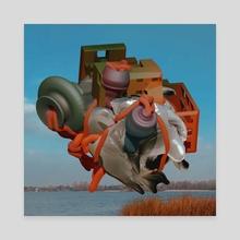 Ensemble 2/3 - Canvas by Nadya Plyamko
