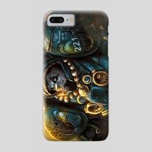 Pandaren Starcraft - Phone Case by Jose Daniel  Alberto