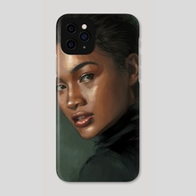 real as it Gets - Phone Case by MARK CLARK II