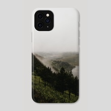 Guinness Lake - Phone Case by Jillian Noss