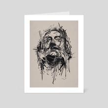 Dali - Art Card by Nicebleed