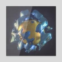 bail ball - Acrylic by drewmadestuff