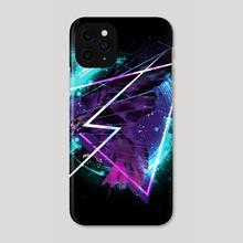 ThunderRaven - Phone Case by Lorenzo Loera