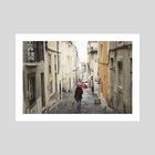 Lisbon - Art Print by Joanna Kitchener