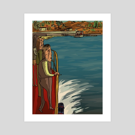 Northern Exposure (Québec, Montreal by Esgar