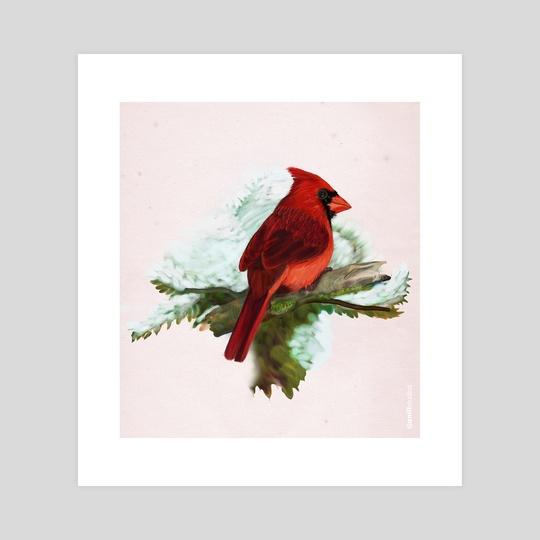 Cardinal by Anill Studios