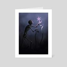 Key - Art Card by Jason Farmer