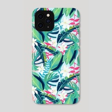 Tropical Eye Candy - Phone Case by 83 Oranges