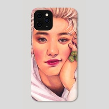 PCY x clover - Phone Case by Taemintbonbon