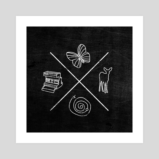 Life is Strange Symbols by Aneta Kochová