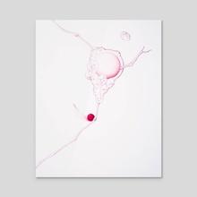 Interweave - Acrylic by Clayton Swenson