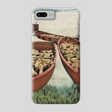 Fleece - Phone Case by Lerson