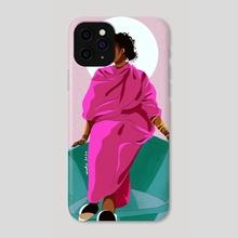 Thob - Phone Case by Maha Yassin