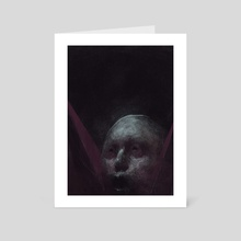 Anguish - Art Card by Artyom Tarasov