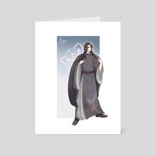 Character Card: LongQi - Art Card by Yuz'ki