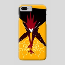 VIII. - Phone Case by Sharon  Oh