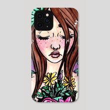 Growth - Phone Case by Brittany  Moselina