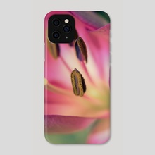Vibrant Flower - Phone Case by Eye Spy Nature