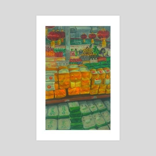 Supermarket Bliss by Araya