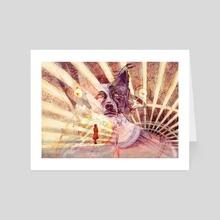pariah - Art Card by Holger Krusche