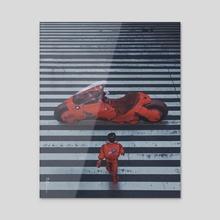 Akira - Acrylic by Obnubilant  ラヤン