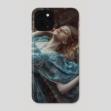 Hygroscopic II - Phone Case by Ari Amaru