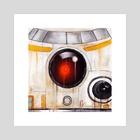 BB-8 - Art Print by Patrick Bonsu