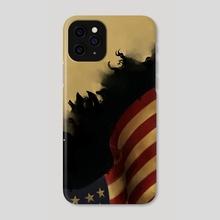 American myths - Phone Case by Seth Hart