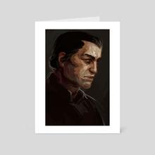 Thom Rainier  - Art Card by Evgeniya Seminenko