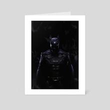 Dawn of Justice - Art Card by Nagy  Attila