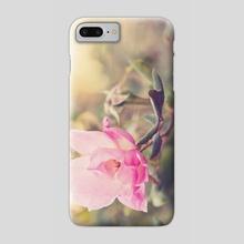 Winter garden  - Phone Case by Chiara Cattaruzzi