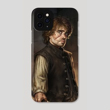 Tyrion - Phone Case by Fernanda Suarez