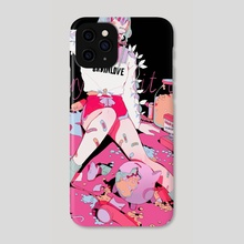 cry it out - Phone Case by vacuum