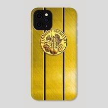 Golden Symphony Orchestra - Phone Case by Vidka Art