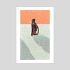 Winter - Art Print by Alison George
