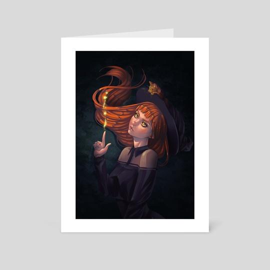 Witchcraft by Agustina Rodríguez