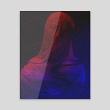 Fading Away - Acrylic by Joel Villegas